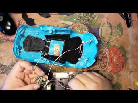 Как починить радиоуправляемую машинку