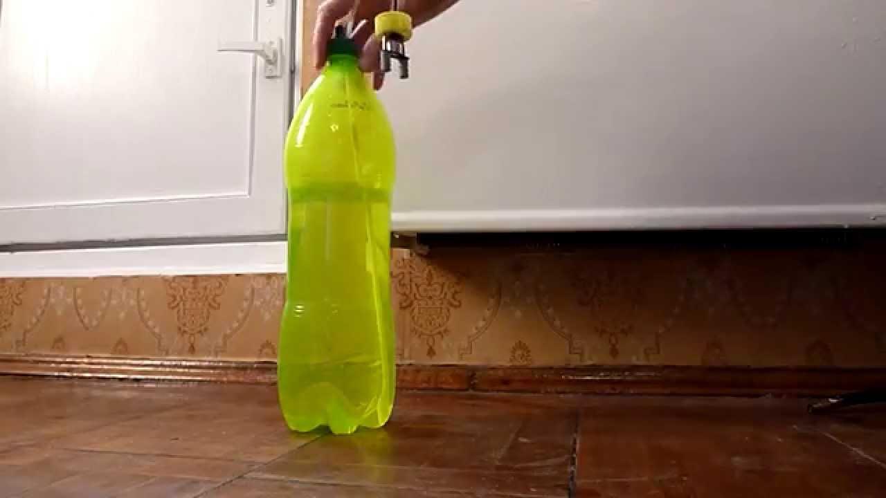 Краскопульт из пластиковой бутылки своими руками фото 616