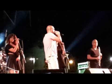 Eyal Golan Hofa live show  Nahariya, Hazafon, Israel 2015