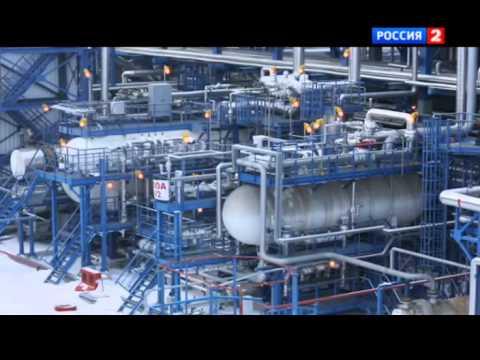 Фильм о работе Омского НПЗ «Нефтегород»