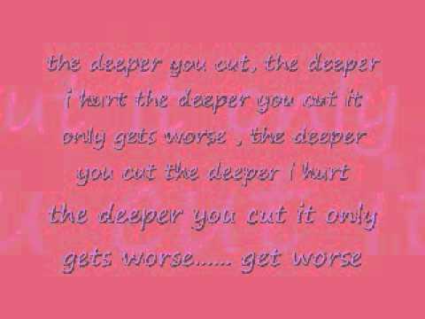 between the trees the way she feels lyrics