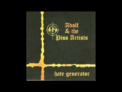 Adolf & the Piss Artists - Skunx