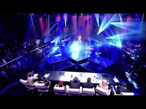 Farid Mammadov  Hold Me Azerbaijan) 2013 Eurovision Song Contest
