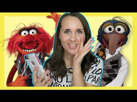 The Ultimate Muppet Karaoke Set List! || Adorkable Rachel