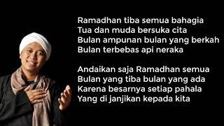 Ramadhan Tiba - Opick Video Lirik