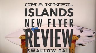 Channel Islands New Flyer Swallow