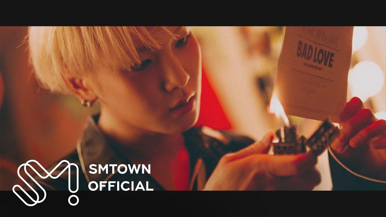 Download KEY 키 'BAD LOVE' MV