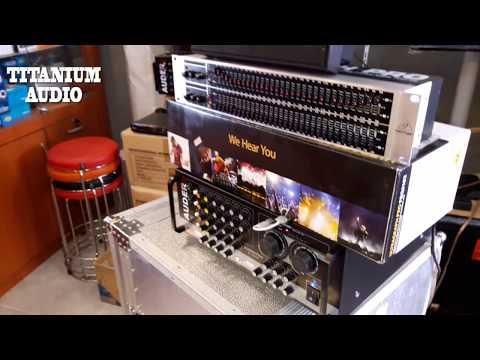 Part 1 Cara Pasang Equalizer Ke Amplifier (Semua Merek )