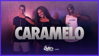Caramelo - Ozuna | FitDance Life (Official Choreography) | #StayAtHome and Dance #WithMe