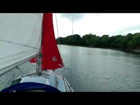 Keep Turning Left (around the UK by sailboat)