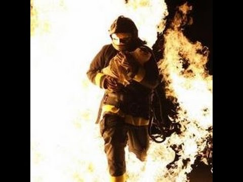 See what firefighters do to save animals