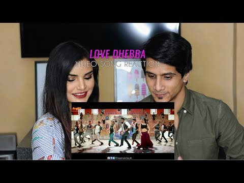 LOVE DHEBBA Telugu Video Song Reaction | Nannaku Prematho | Jr. Ntr, Rakul Preet Singh