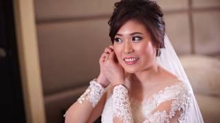 [BV الزفاف] سنغافورة الفعلية يوم الزفاف تسليط الضوء على الفيديو - سوك كي & ليم تشانغ