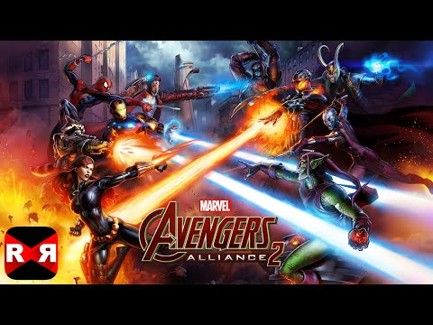 Marvel: Avengers Alliance 2 (By Marvel Entertainment) - iOS / Android - Gameplay Video