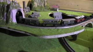 Episode 2: Construction of model railways! -  the old school -  railways construction!