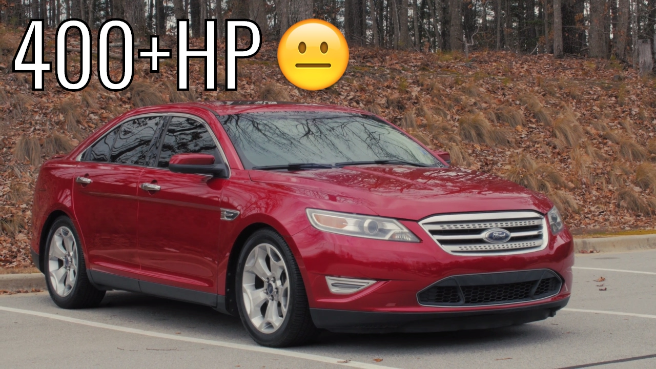 400hp ford taurus sho car review acceleration of a sleeper