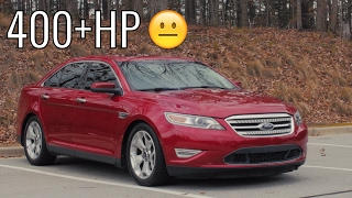 2010 Ford Taurus SHO Videos