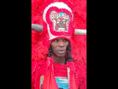 Mardi Gras Indians ~ Fat Tuesday 2015  (All Footage)