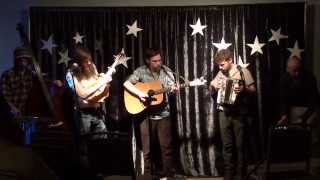 Poor Old Shine - Hurry All Around - Folk Alliance 2014
