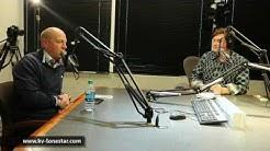 Zach Sams from Kensington Vanguard live at iHeart Radio