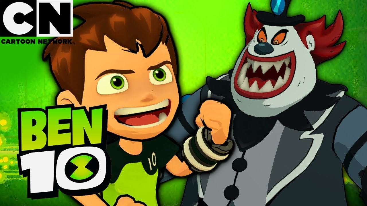Category:Video games based on Ben 10 - Wikipedia