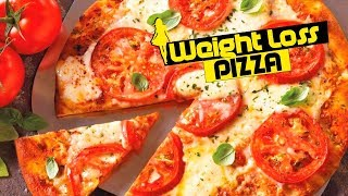 Weight Loss Pizza Recipe   Low-Carb Cottage Cheese Pizza