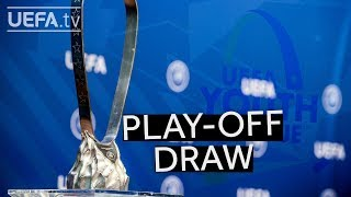 2018/19 UEFA Youth League play-off draw