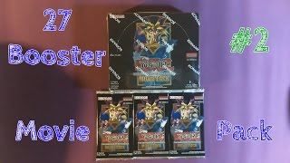 27 The Dark Side of Dimensions Movie Pack Booster opening Teil 2