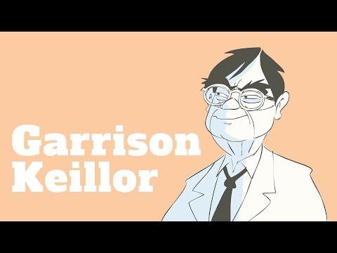 Garrison Keillor on Humor | Blank on Blank | PBS Digital Studios