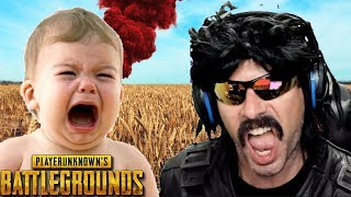 DrDisRespect's FUNNIEST DUO GAME OF ALL TIME ON PUBG! (DrDisRespect PUBG Moments - DrDisRespect)