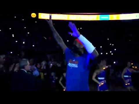 Carmelo Anthony I'm Coming Home Knicks Promo Video vs Miami