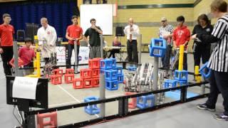 Video Middle Earth Vex Robots Tournament Finals Match 1 download MP3, 3GP, MP4, WEBM, AVI, FLV April 2018