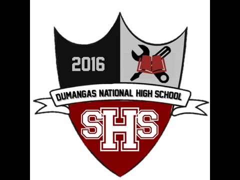DUMANGAS NATIONAL HIGH SCHOOL VIRTUAL GRADUATION 2020