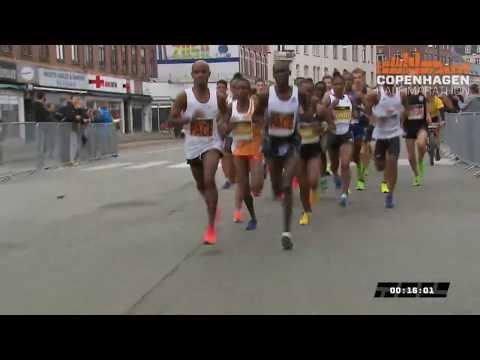 WORLD RECORD!!! Copenhagen Half Marathon 2019 Full race