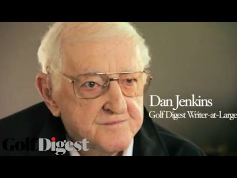 Dan Jenkins: In His Own Words-The Interviews-Golf Digest