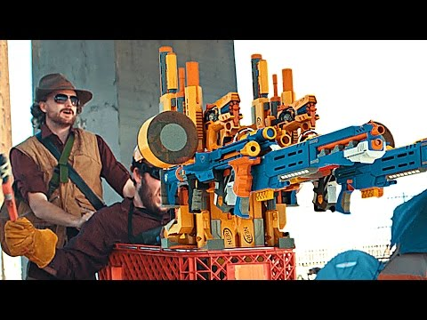 Nerf Team Fortress