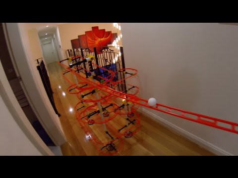 The Most Epically Long Marble Run Ever! (#11)