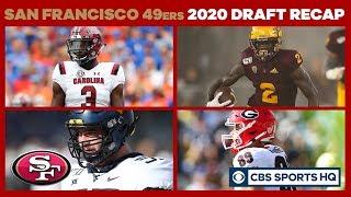San Francisco 49ers SNAG some SOLID picks | 2020 NFL Draft | CBS Sports HQ