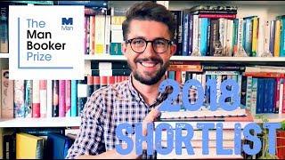 The Man Booker 2018 Shortlist Reaction