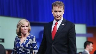 Rand Paul Blasts Trump, Washington Conservatives