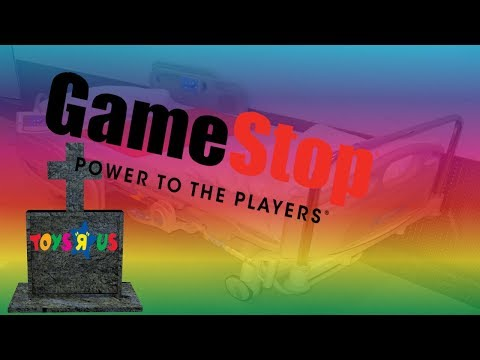Gamestop Leveraged Buyout - Why Gamestop Dying is Bad for Gamers