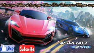Aashiqui Mein Teri official song car racing