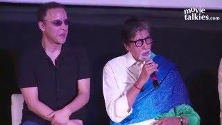 Wazir Trailer Launch | Amitabh Bachchan, Farhan Akhtar