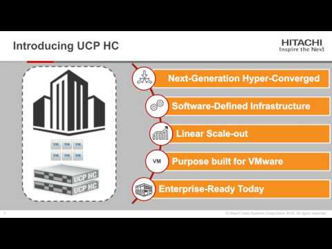 Next-Generation Hyperconverged Infrastructure With HDS