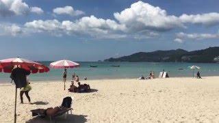 Таиланд остров Пхукет пляж Патонг  Какой самый лучший пляж на Пхукете(Есть мнение, что пляж Патонг очень грязный пляж так ли это на самом деле? ===================================== Всем привет..., 2015-12-08T16:47:18.000Z)