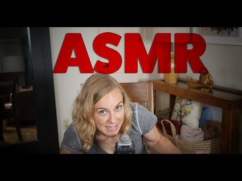 ASMR relaxation and sleep triggers   Kati Morton - Autonomous Sensory Meridian Response