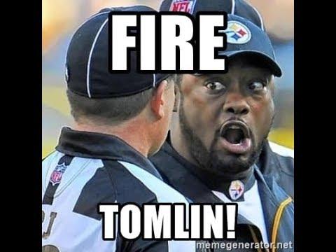 Dana McKenzie - Steelers fan calls for Tomlin's firing ... to tune of Whitesnake song