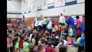 Thomas Jefferson Elementary School - 2014 Wish On A Well Project & Duct Tape Challenge