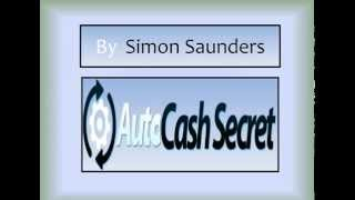 Is  Auto Cash Secret by Simon Saunders  RISKY? Overview/Binary Options