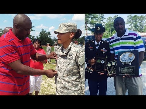 First African American Woman Graduates Army Ranger School